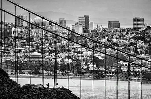 Chuck Kuhn - City San Francisco Black