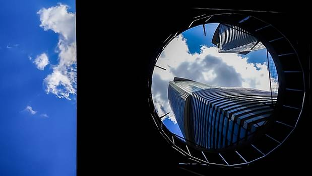 City Space 10 by Karl Anderson
