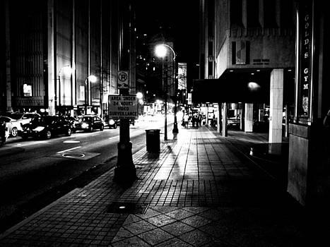 City Street by Valeria Donaldson