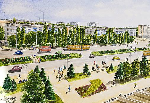 Svetlana Sewell - City