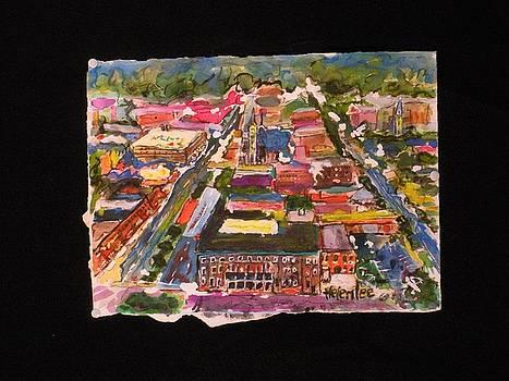 Cityscape by Helen Lee