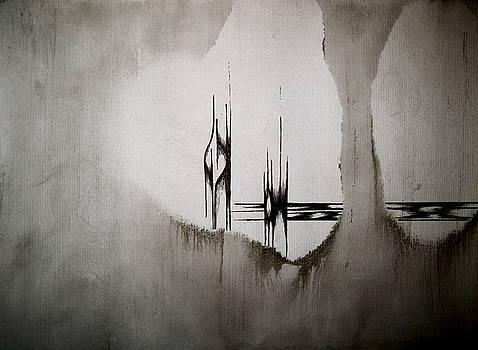 Cityscape Two by Jeff DOttavio