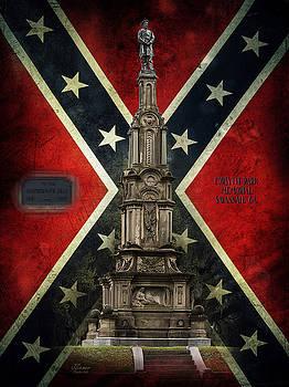 Civil War Memorial by Jim Ziemer