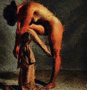 Clamor  by Sir Josef - Social Critic - ART