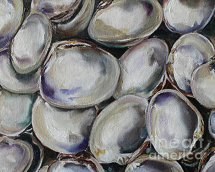 Clams by Kristine Kainer