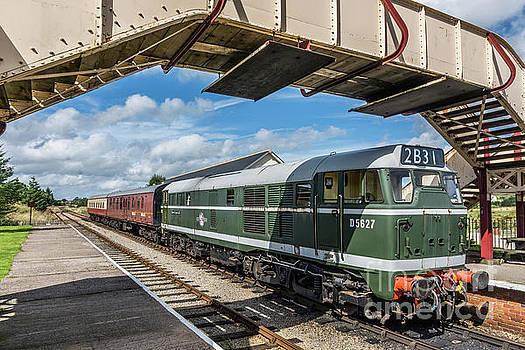 Steve Purnell - Class 31 Diesel 1