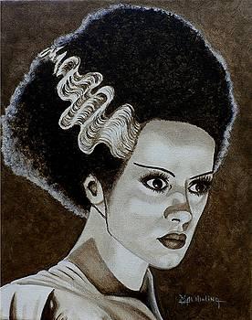 Classic Bride of Frankenstein by Al  Molina