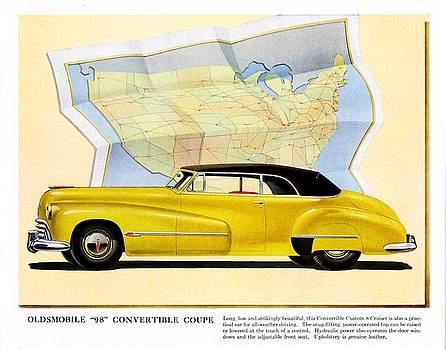 Classic Car Ads by Allen Beilschmidt