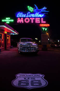 Classic Hotel by Brendan Quinn