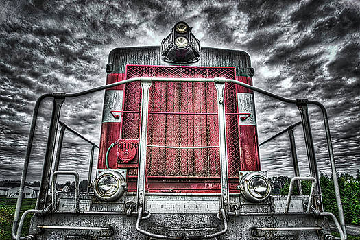 Classic Locomotive by Spencer McDonald