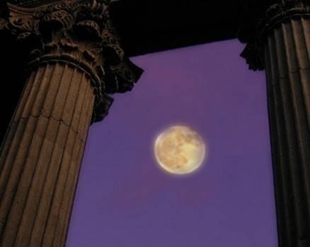 Classic Moon by Richard Nodine