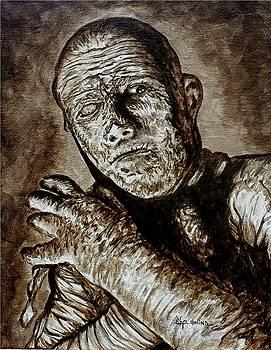 Classic Mummy by Al  Molina