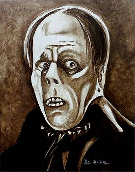 Classic Phantom of the Opera by Al  Molina