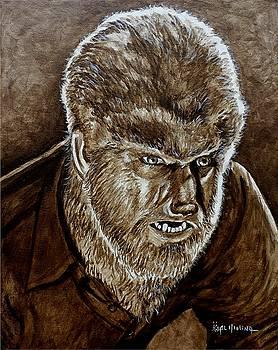 Classic Wolfman by Al  Molina