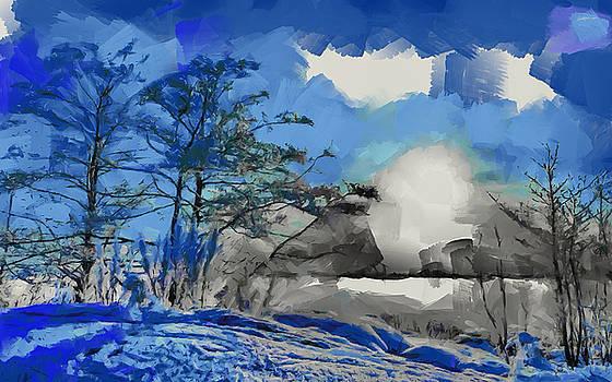 Classical Winter by Mario Carini