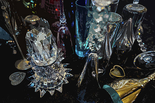 Classy Glass 2 by Kenneth James