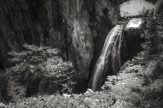 Clear Creek Falls by Chad Tracy
