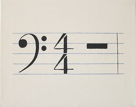 Clef de FA by David Lothar