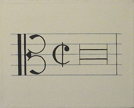 Clef dUT by David Lothar