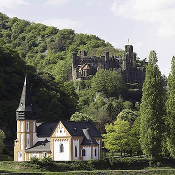 Teresa Mucha - Clemenskapelle and Burg Reichenstein