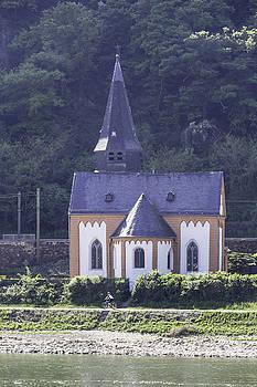 Teresa Mucha - Clemenskapelle Trechtingshausen
