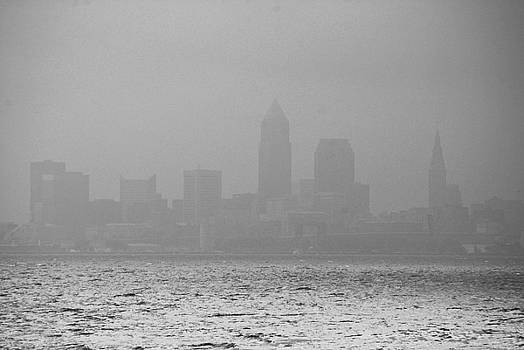 Cleveland, OH B-W by Peter McIntosh
