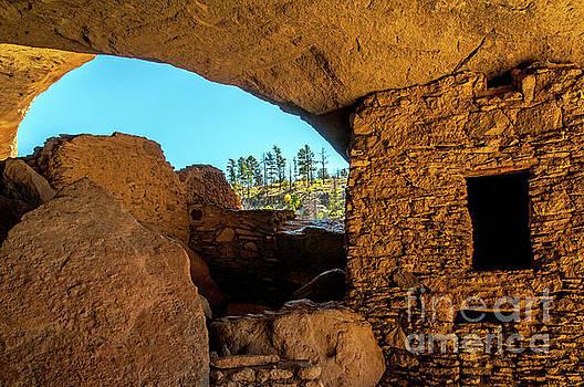 Cliff Dwelling by Steve Whalen
