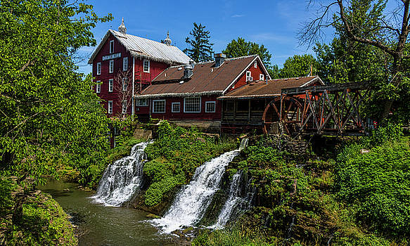 Dale Jackson - Clifton Mill
