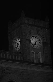 Clock Tower by Peter  McIntosh