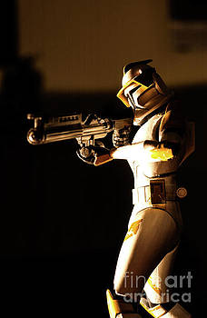 Clone Trooper 7 by Micah May