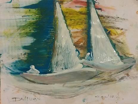 Close Haul by Gregory Dallum
