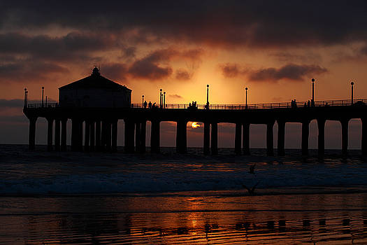 Close of Day by Mark DeJohn