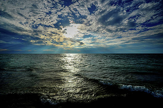 Close to Sunset... by Jeffrey Platt