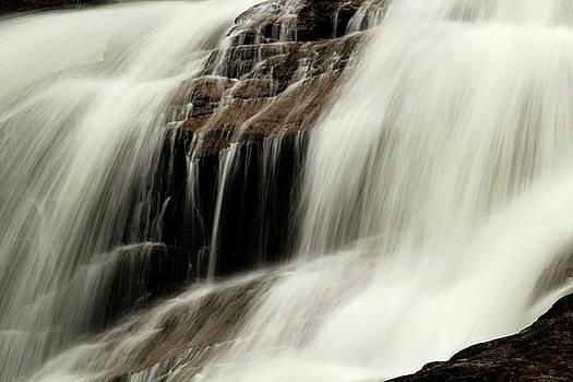 Close Up of Caribou Falls by Amanda Kiplinger