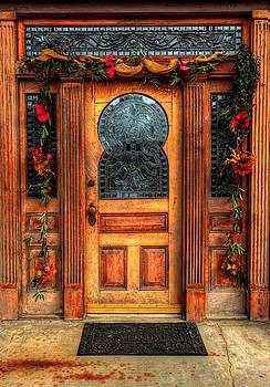 Closed Door by Ester  Rogers