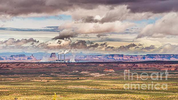 Cloud Factory by Jim DeLillo
