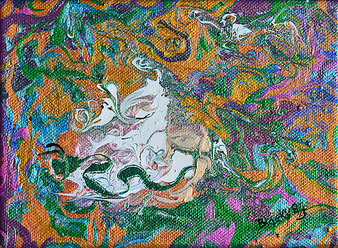 Donna Blackhall - Cloud Gazing
