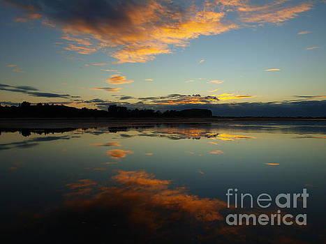 Cloud Reflection by Trena Mara