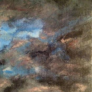 Cloud Study #4 by Jessica Tookey