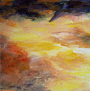 Cloud Study #7 by Jessica Tookey