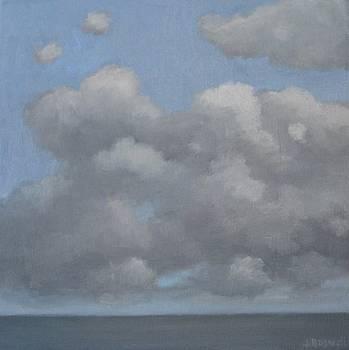 Cloud Study Series Two by Jennifer Boswell