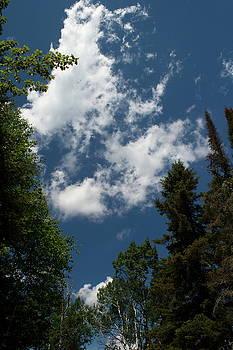 Clouds in a Minnesota Sky by Amanda Kiplinger