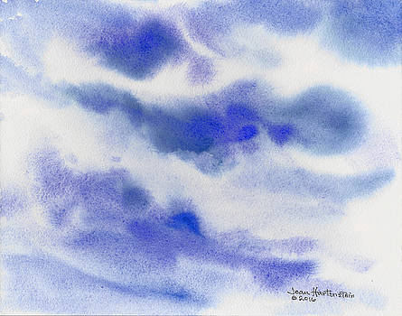 Clouds by Joan Hartenstein