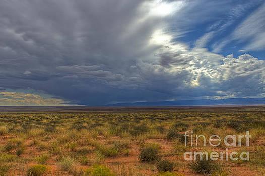 Rod Wiens - Clouds over Utah
