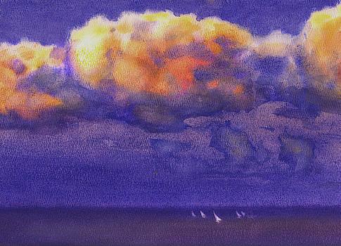 Clouds by Valeriy Mavlo