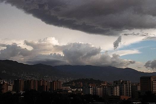 Cloudscape by David Cardona