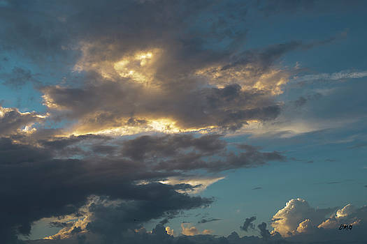David Gordon - Cloudscape XIII