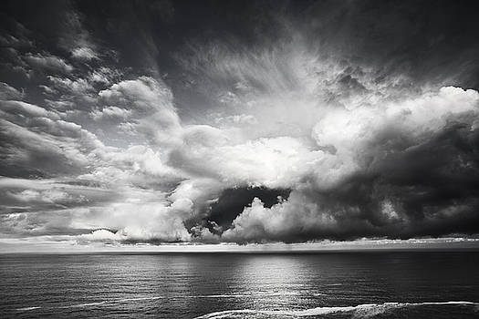Clouds Opening Up by Andrew Soundarajan