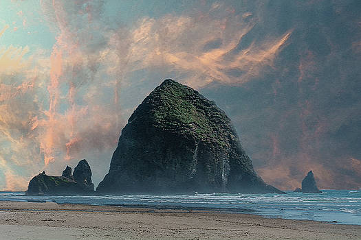Cloudy Cannon by Jeff Oates Photography