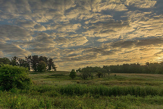 Cloudy Morning by Jeff Oates Photography